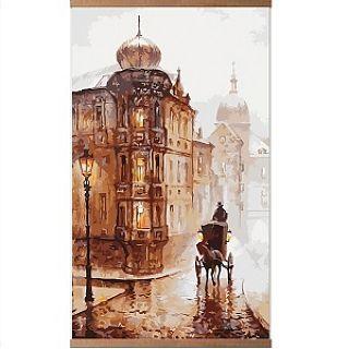 Теплая картина Старая Прага